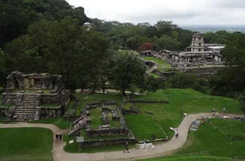 Le Chiapas en Camping-car