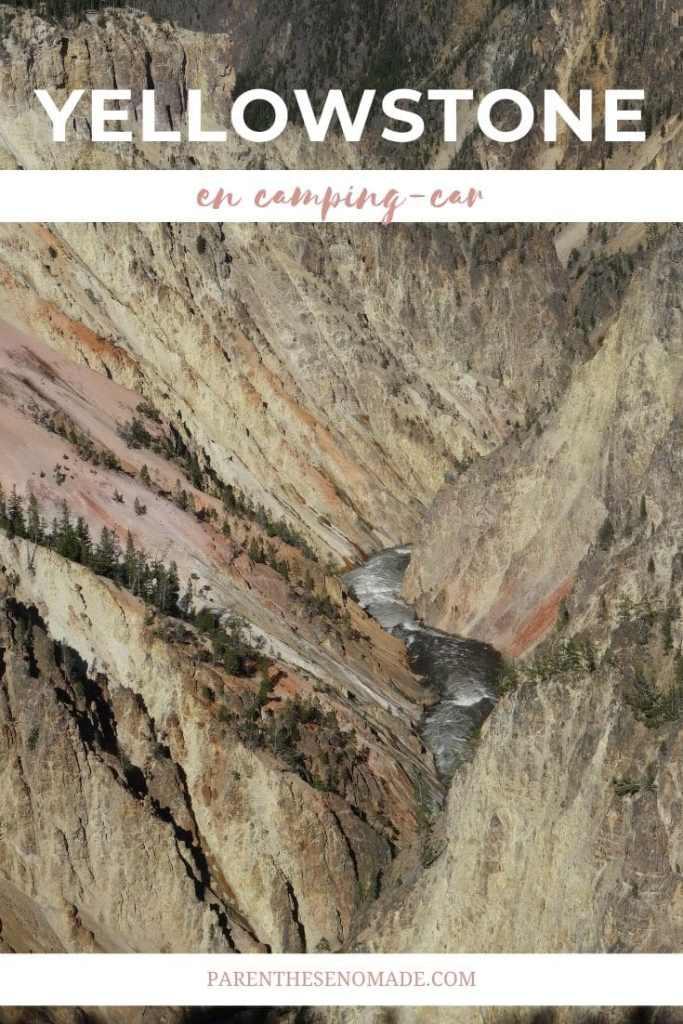 Autour de Yellowstone