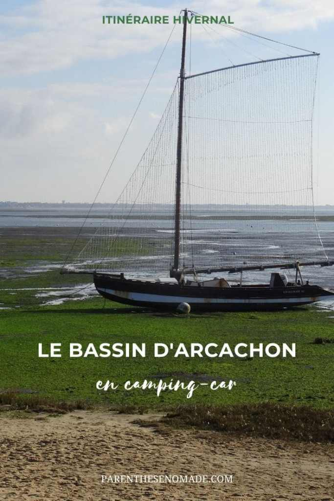 Bassin d'Arcachon en camping-car