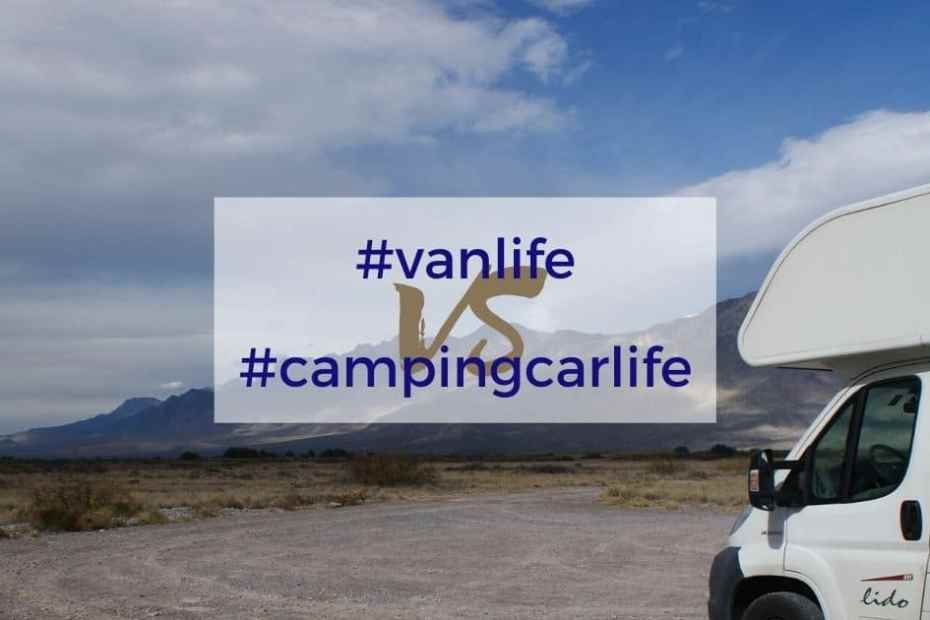 Vanlifer vs camping-cariste, les clichés