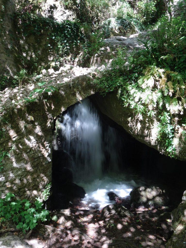 Moulin de la Foux - Cirque de Navacelles - Randonnée