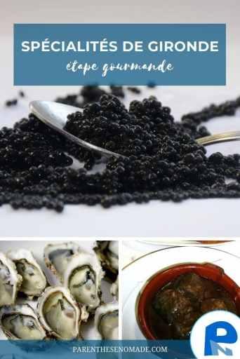 Les produits locaux de Gironde