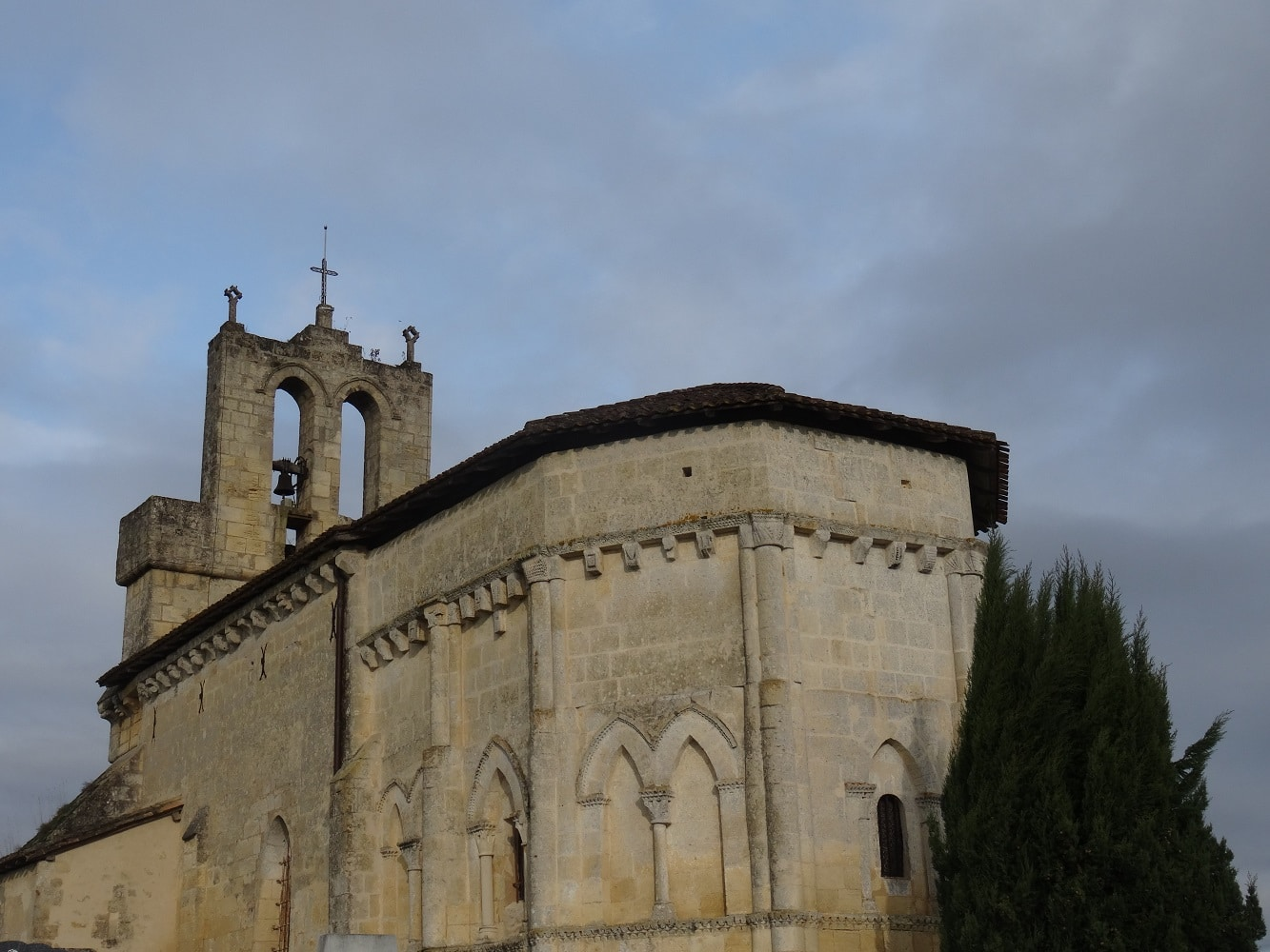 Eglise de Camarsac