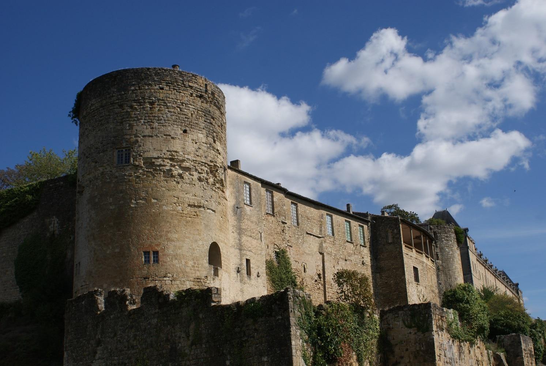 Le chateau des Quat'sos à La Réole