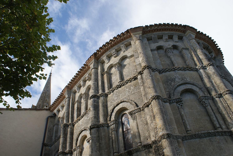 Eglise des coteaux de Langoiran