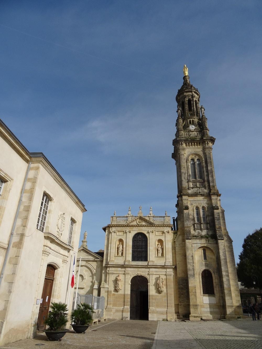 Basilique de Verdelais