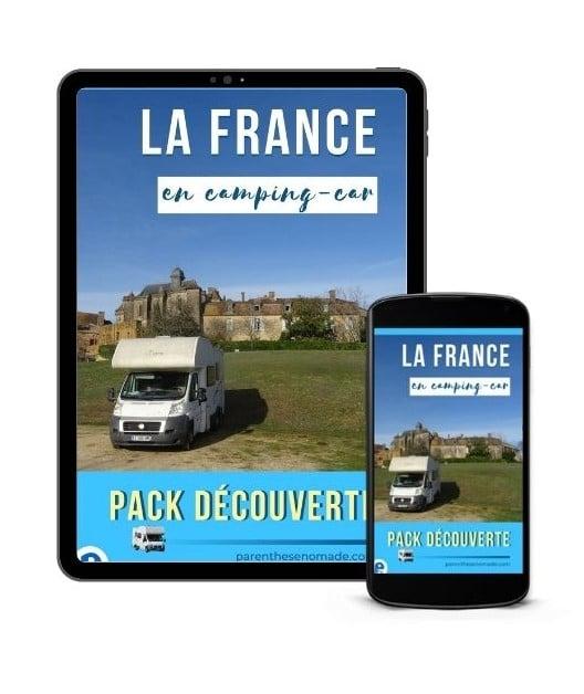 Pack découverte : France en camping-car