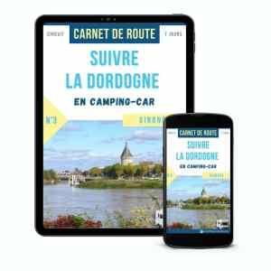 Suivre la Dordogne en camping-car : circuit 7 jours en Gironde (carnet de route)