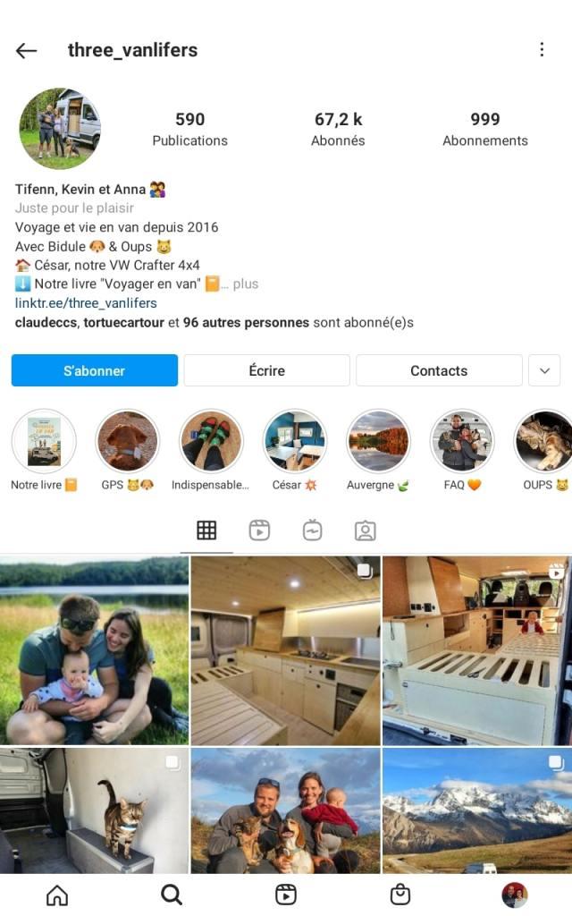 Three Vanlifers : Camper Village VDL Le Bourget 2021