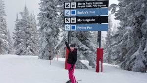 Parenthood and Passports - Skiing in Steamboat