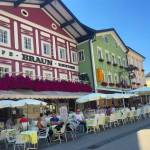 Mondsee Austria - Parenthood and Passports