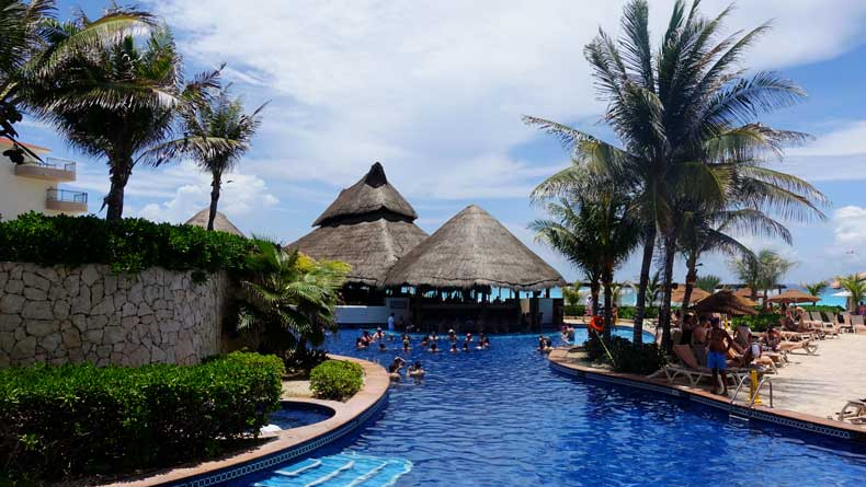 Cancun, Playa del Carmen, or Tulum
