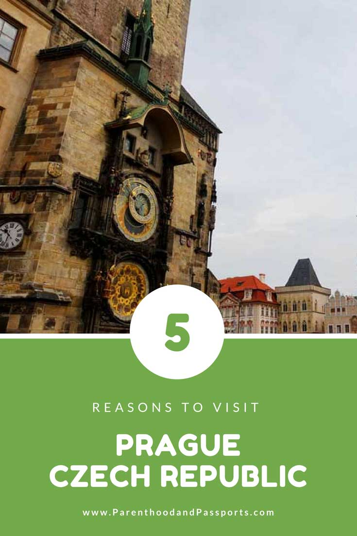 Parenthood and Passports -Prague, Czech Republic