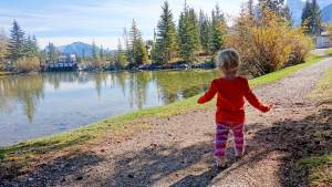 Parenthood and Passports - Canmore vs. Banff