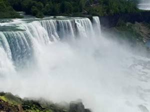 Parenthood and Passports- Niagara Falls American Side