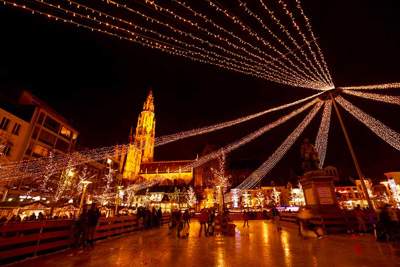 Best Christmas Destinations - Antwerp