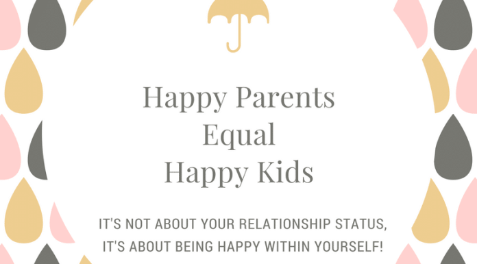 Parent Influence - Happy Parents Equal Happy Kids