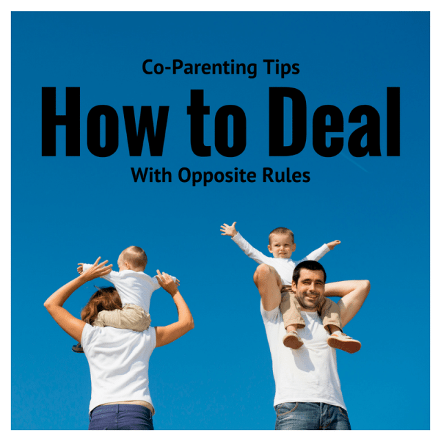 Co-Parenting Tips: How to Handle Opposite Rules in Other Parent's Home