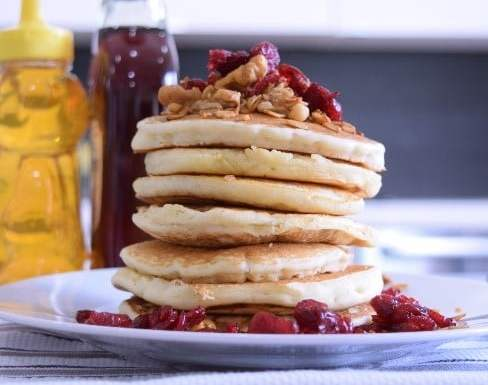 Mother's Day ~Breakfast in Bed~ Recipes