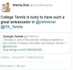 manny tweet