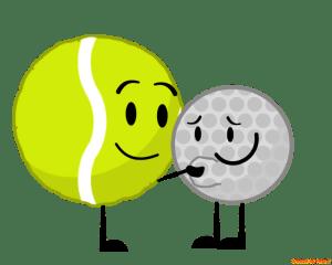 Tennis Golf