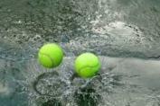 rainy tennis