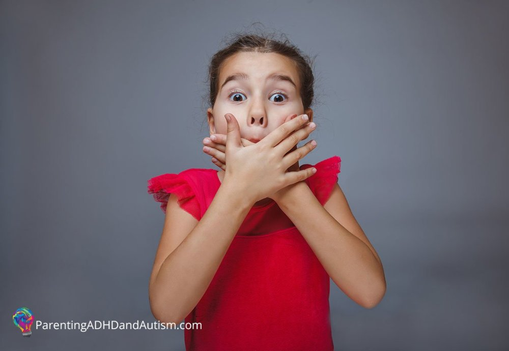"""If it's """"just childhood,"""" then it isn't ADHD!"""
