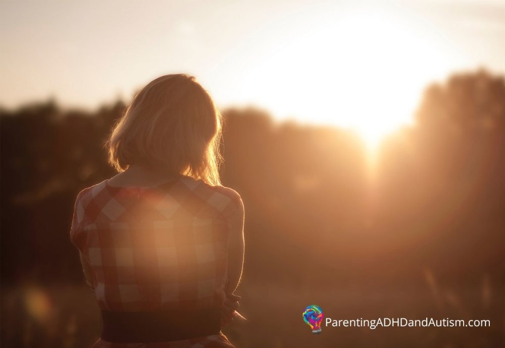 Taking time to exhale. Parenting ADHD & Autism