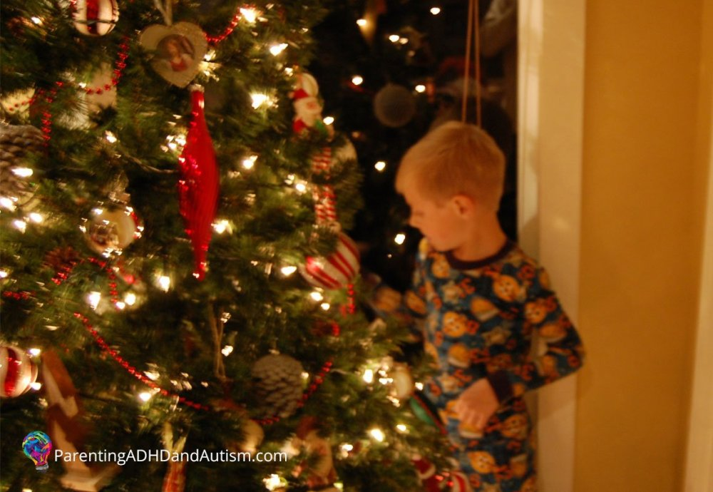 Don't let ADHD/autism ruin your Christmas: A cautionary tale