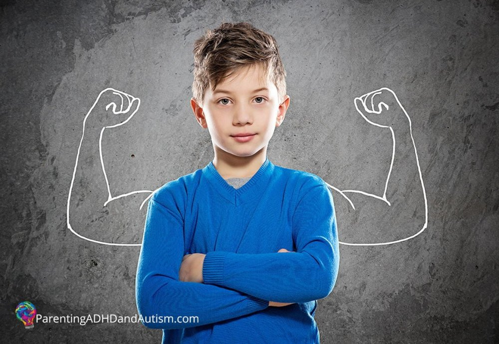 How to Nurture Self- Esteem in Kids with ADHD and/or Autism