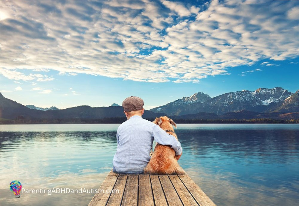 Retreating from friends and family, autism, HFA