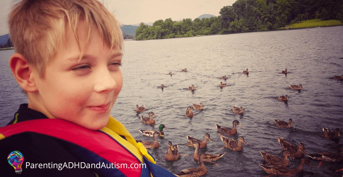 5 Strategies for Mitigating ADHD Chaos this Summer Break | ParentingADHDandAutism.com | Penny Wiliams