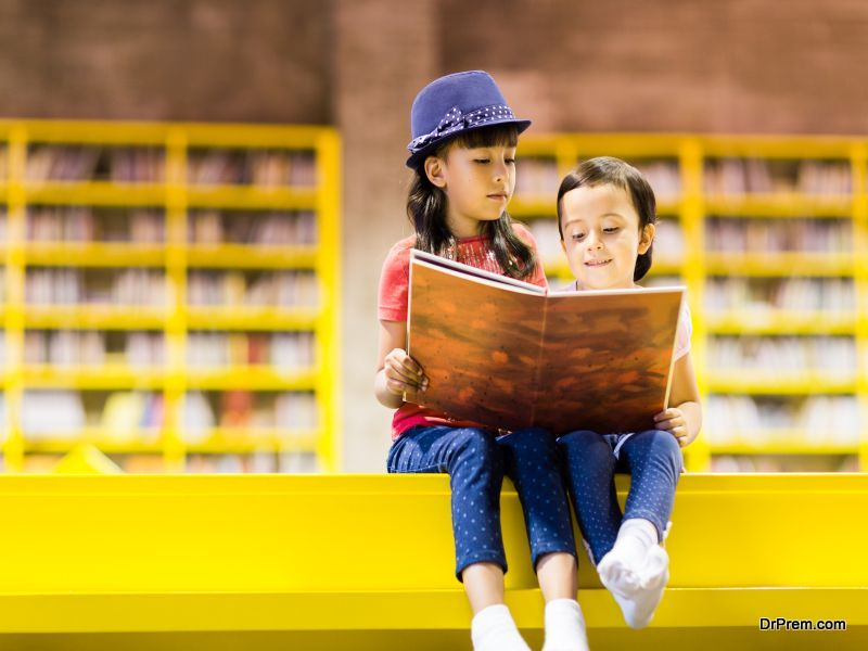 Teach Sharing To Your Kid