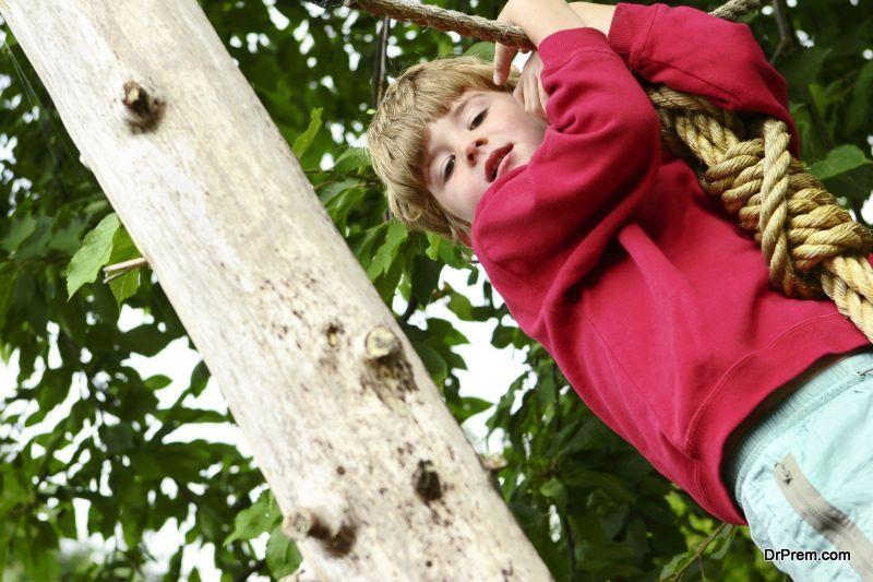 Hanging exercises