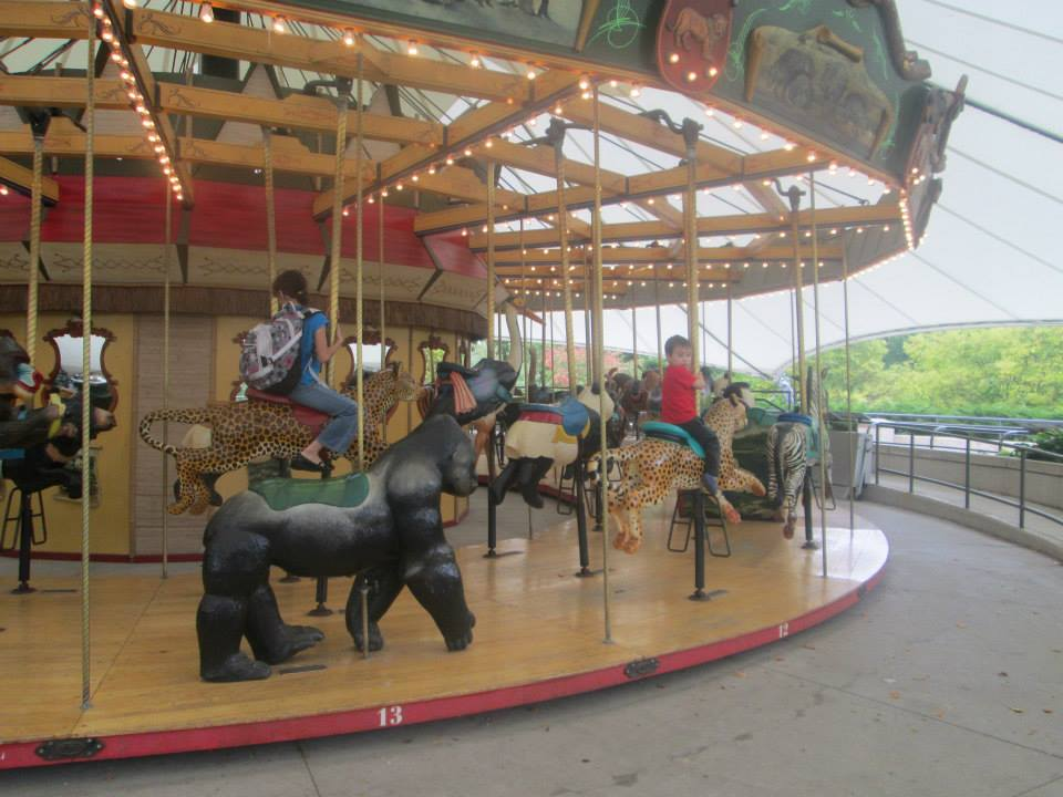 Getting off the merry-go-round