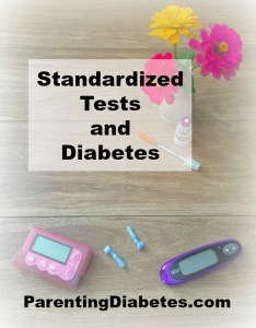 tests and diabetes 234x300 Standardized Testing and Diabetes