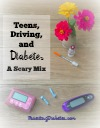 teensDriving100 Teens, Driving, and Diabetes: A Scary Mix