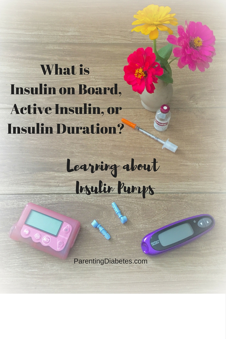 What's Insulin on Board, Active Insulin, or Stacking Insulin?