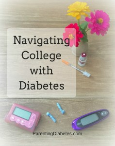 college 237x300 Navigating College with  Diabetes