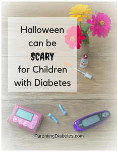 ParentingDiabetes.com 2 234x300 Halloween can be Scary for Children with Diabetes
