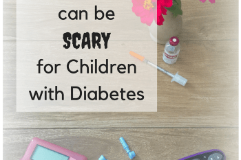 Halloween can be Scary for Children with Diabetes