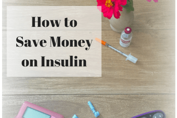How to Save Money on Insulin