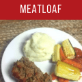 Quick and easy Freeze Ahead Meatloaf, can even be cooked in an InstaPot/pressure cooker to speed up the cooking time! Great for busy moms!