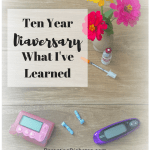 Ten Year Diaversary:  What I've Learned over the Years