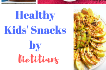 Healthy Snacks for Kids from Dietitians