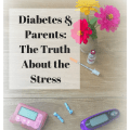 Have a newly diagnosed child with diabetes? The truth about PTSD and stress and what to do.