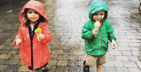 Just because the weather is bad or your child is sick, doesn't mean they won't get bored. Here are 5 Toddler Activities for the days you're stuck inside.