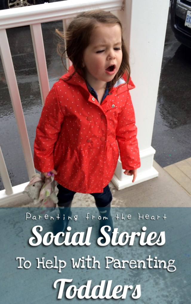 Social Stories are a wonderful tool to empathetically parent toddlers. They give them the words they need, help scaffold their behaviour, and help self-regulation