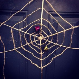 Instagram | Parent from Heart | Halloween Wreath