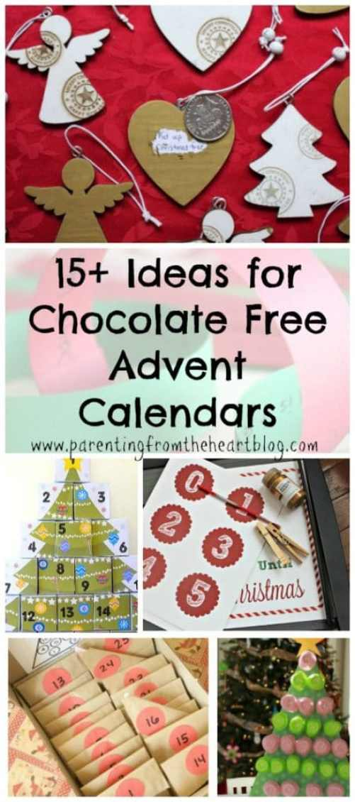 Whether you would prefer to decrease the amount of chocolate your children eat, have a child with dietary restrictions or simply want a really fun way to celebrate advent this year, these non-candy advent calendars are AWESOME. There are different countdowns, ways to get little surprises, use Lego, Playmobil, stickers, and so much more. There is even a STEM advent calendar idea. All of them are so much fun and most are really simple.